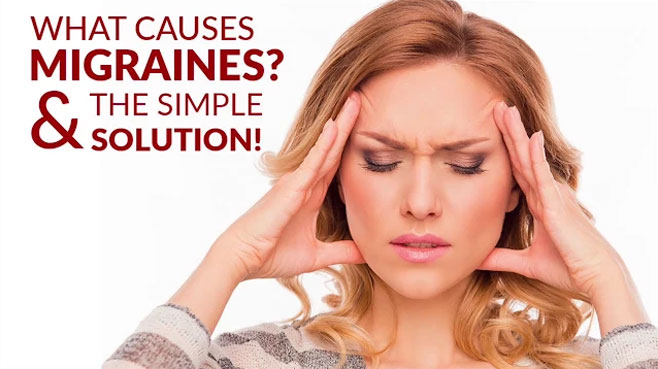 Migraines And Headaches Alleviated Naturally In Ames, IA.